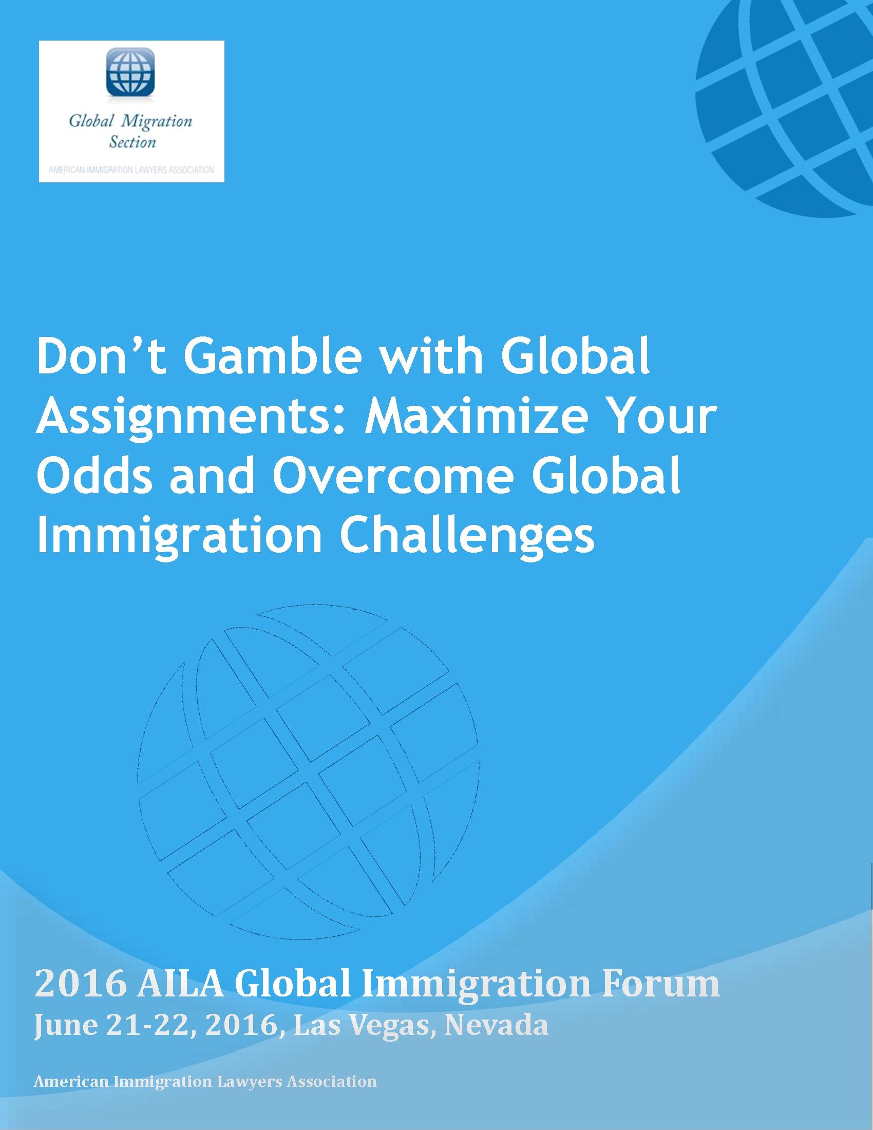 GMS Title Page